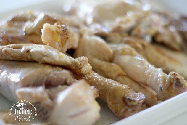 Rooster Ragu aka Pastitsada