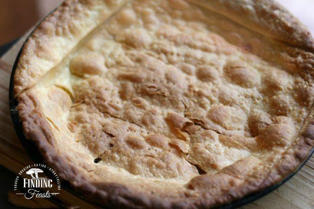 Wild Rabbit Mushroom Pie