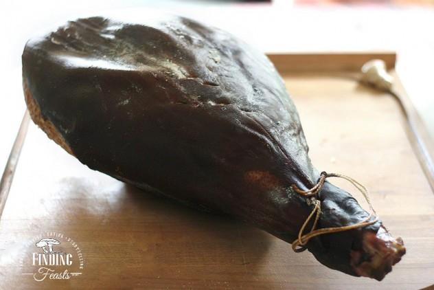 Finding Feasts - Finnish Christmas Ham 11