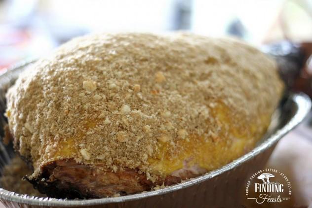 Finding Feasts - Finnish Christmas Ham 2