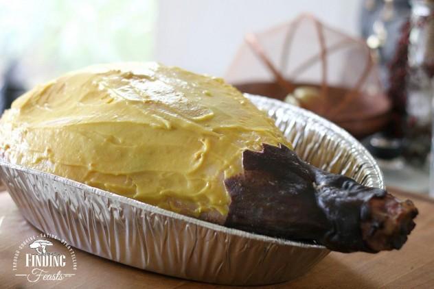Finding Feasts - Finnish Christmas Ham 6