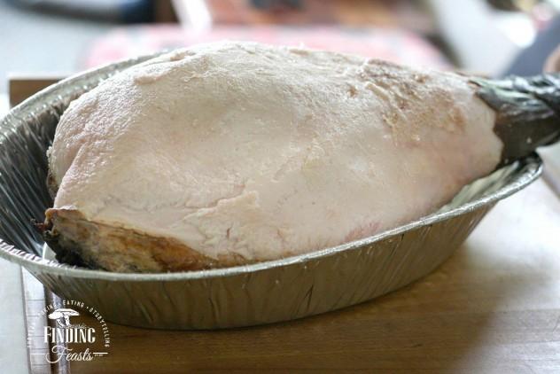 Finding Feasts - Finnish Christmas Ham 7