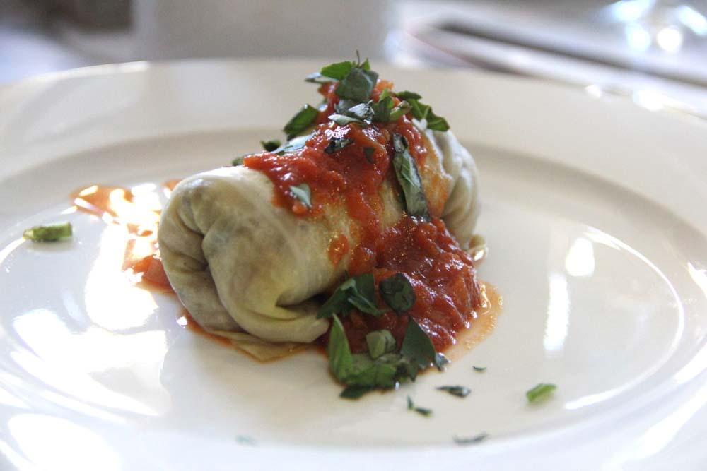 Gołąbki – Polish cabbage rolls