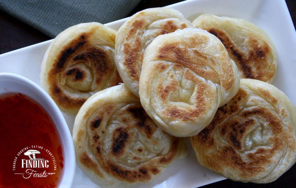 Easy Roti Canai