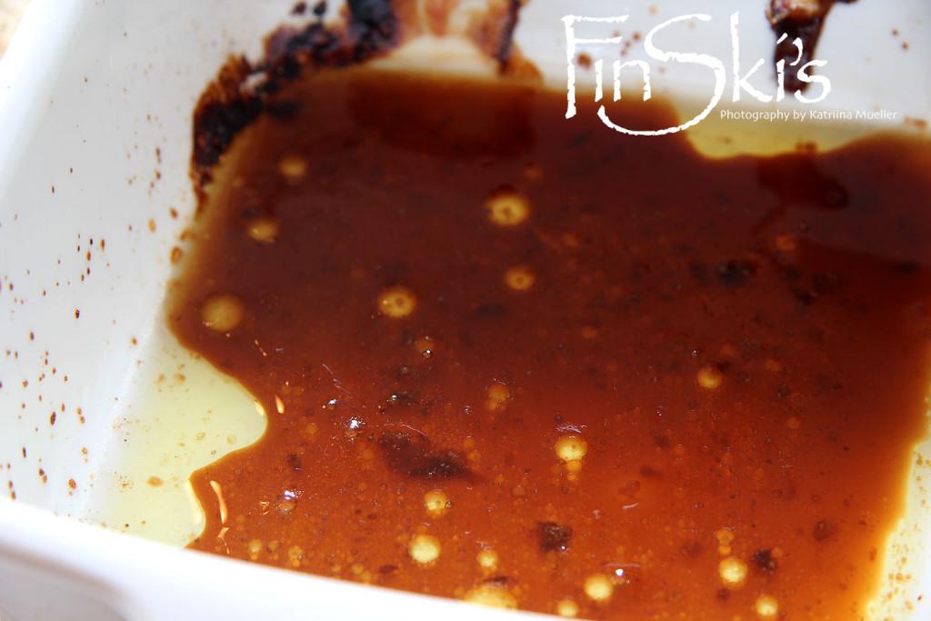 Leek & Potato Soup w/ Onion Puree and Oil