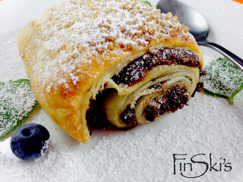FinSki's Nutella Pastry Roll 2