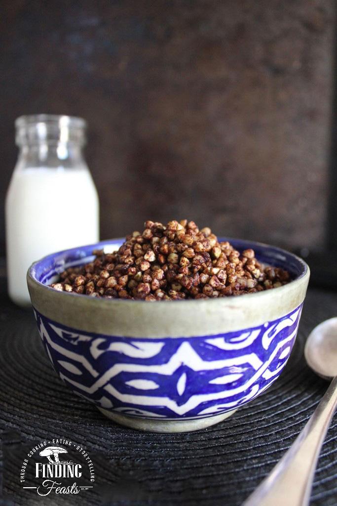 Healthy Coco Pops | Buckwheat Chocolate Pops