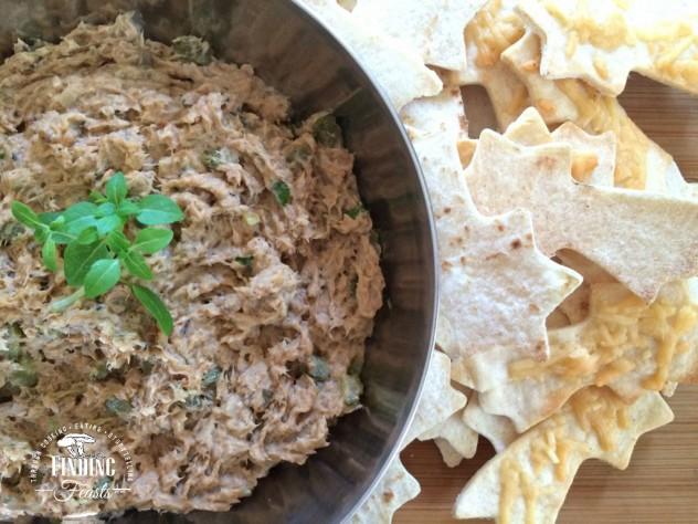 Finding Feasts - Sardine Dip