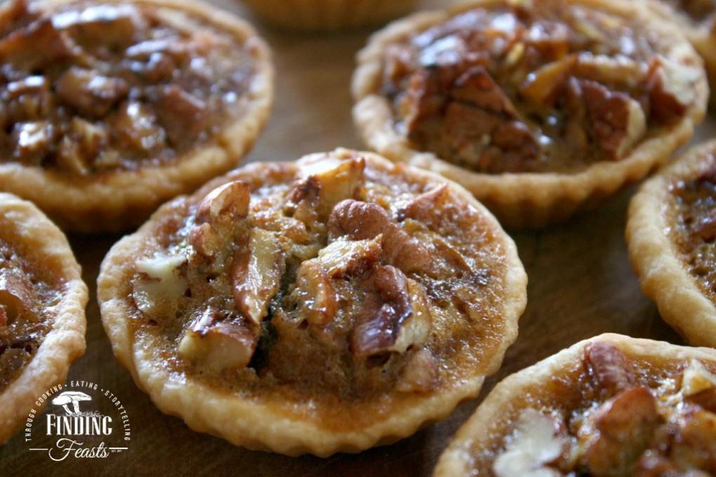 Mini Pecan Pie Tartlets