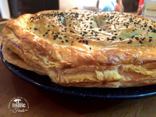 Finding Feasts - Chicken Mushroom Pie