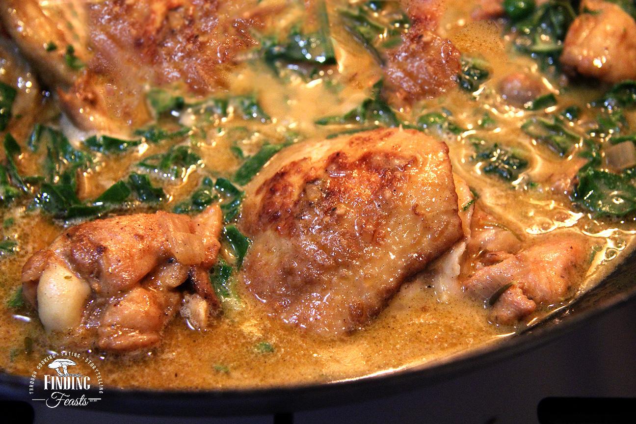 Chicken cream fashion old paprika recipe sour Good Old Fashion Potato Salad What2Cook